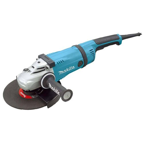 Makita GA9040SF01 kulmahiomakone 230mm, 2600W, 6,7kg, superlaippa, AVT