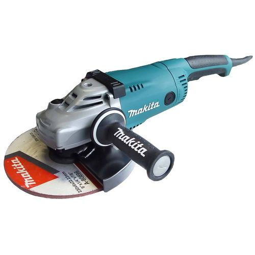 Makita GA9020SF01 kulmahiomakone 230mm, 2200W, 5,8kg, superlaippa, AVT
