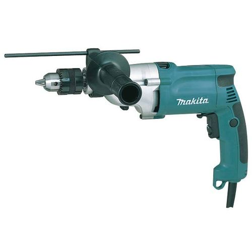 Makita HP2050 iskuporakone 720W, 0-1200/0-2300 r/min, avainistukka 13mm