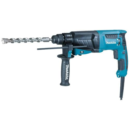 Makita HR2630J poravasara SDS-Plus, 800W, bet. 26mm, 2,8kg, 2,4J