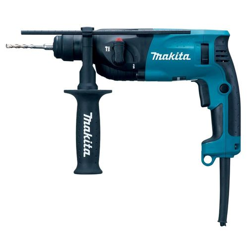 Makita HR1830 poravasara SDS-Plus, 440W, bet. 18mm, 1,9kg, 1,2J, LED-valo